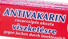 ANTIVAKARIN® KRÉM 20 g
