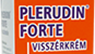 PLERUDIN® FORTE VISSZÉRKRÉM 50 g