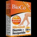 BioCo Mikronizált Diozmin + Heszperidin 500 mg 60 db