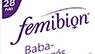 Femibion 0 Babatervezés vitaminkészítmény 28 db
