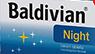 BALDIVIAN® NIGHT BEVONT TABLETTA 30 db