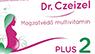DR.CZEIZEL® MAGZATVÉDŐ MULTIVITAMIN 2 PLUS 60+60 db