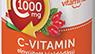 VITAMINTÁR® C-VITAMIN 1000 MG ELNYÚJTOTT KIOLDÓDÁSÚ TABLETTA CSIPKEBOGYÓ KIVONATTAL 90 db