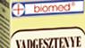 Biomed Vadgesztenye Krém DUPLA 2×60 g
